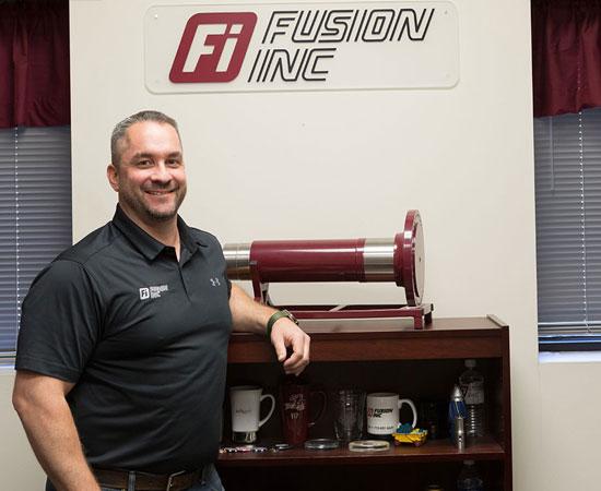Fusion Inc 6911 Fulton Street Houston Tx 77022 Phone 713 691 6547 Fax 699 1003